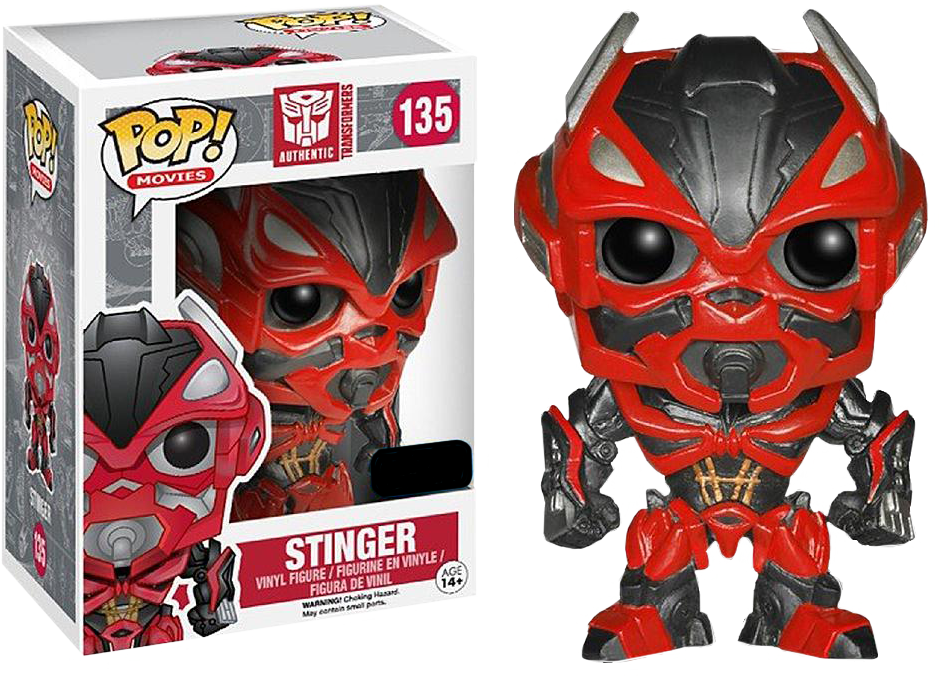 Funko POP! - Transformers - Stinger (135)