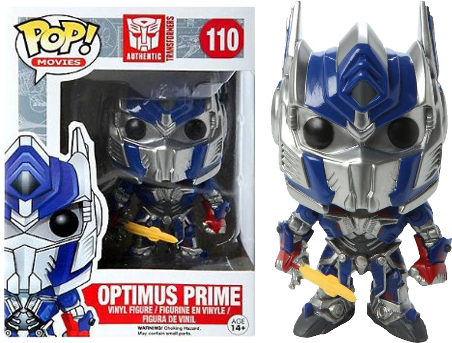 Funko POP! - Transformers - Optimus Prime (110)