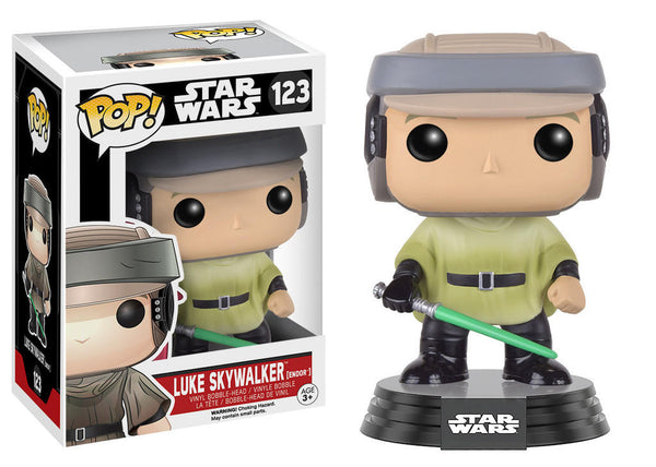 Funko POP! Star Wars - Luke Skywalker (Endor) (123)