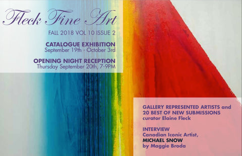 Fleck Fine Art Catalogue & Exhibition Submissions – Elaine Fleck Gallery