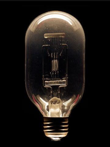 Light Bulb by GARY RAY RUSH