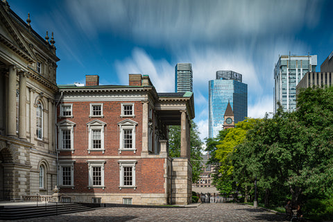 Osgoode Hall, Looking East