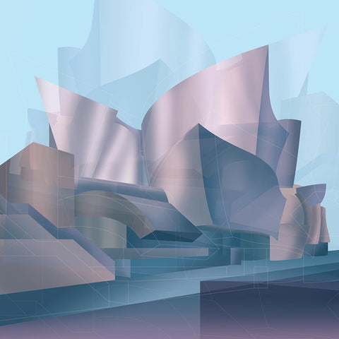 PICASSO X GEHRY I