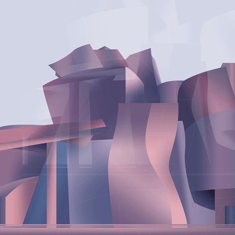 PICASSO X GEHRY II