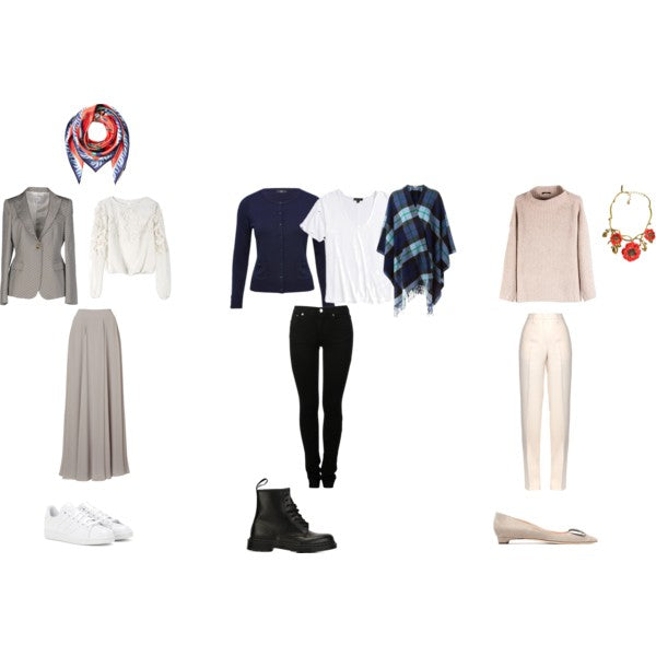 How to Create a Personal Style Uniform Part 3: Color, Shape, Accessory, and Assembly