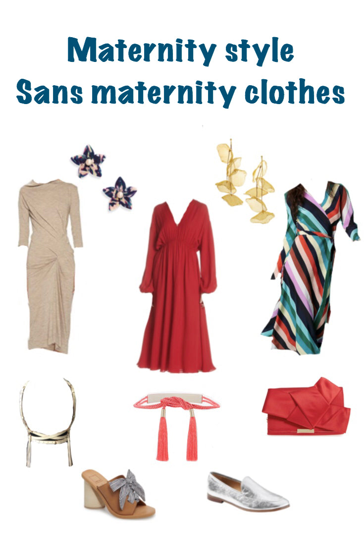A Maternity Wardrobe Without Maternity Clothes