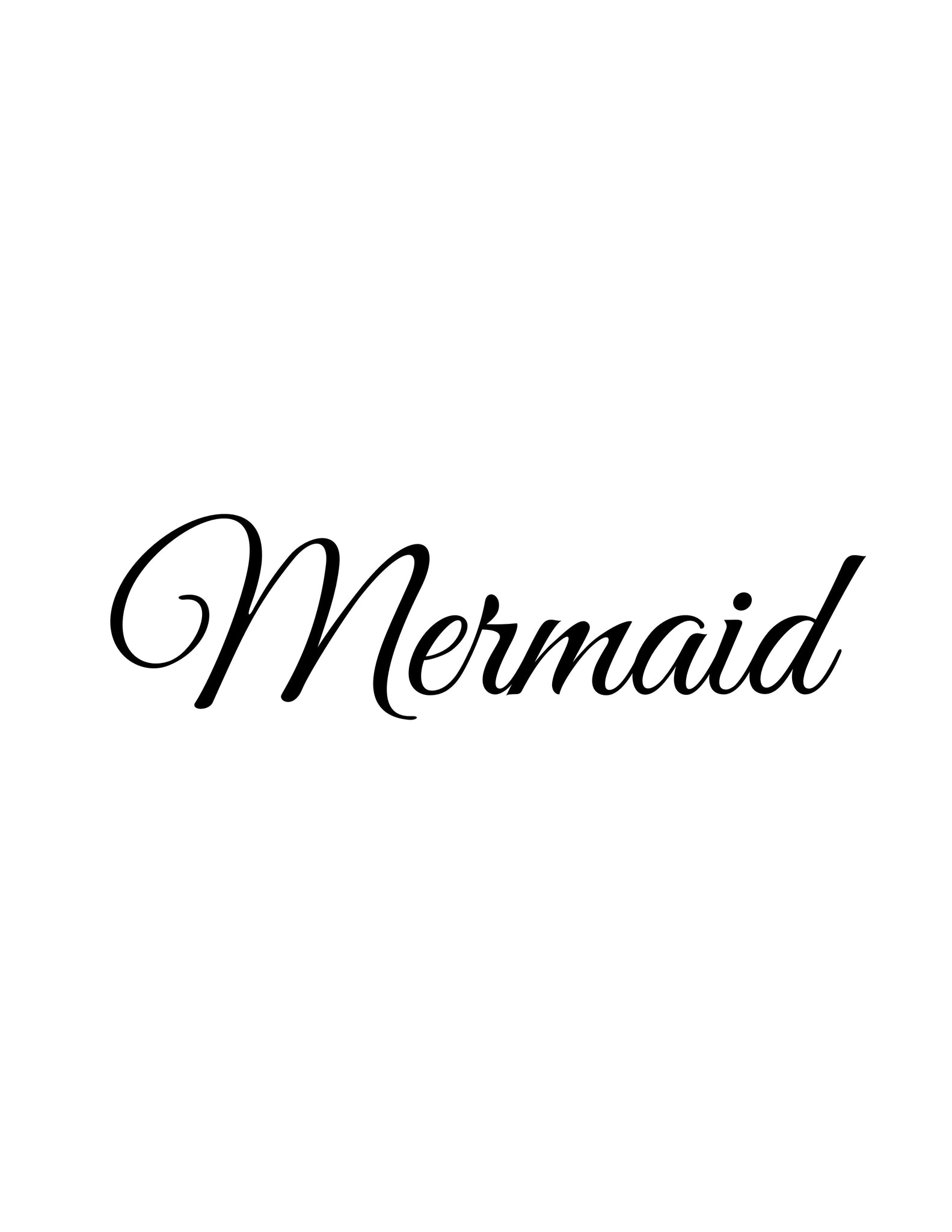 Mermaid Base Type