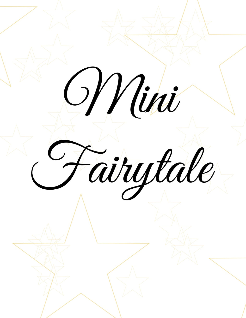 Mini Fairytale