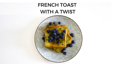 French toast with a twist