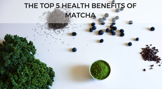 matcha superfood