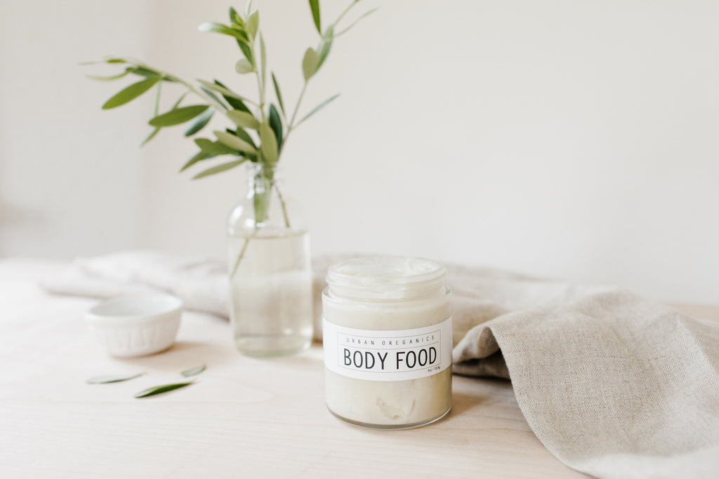 Urban Oreganics Body Food Organic Beauty Vegan Skin Care Botanical Apothecary