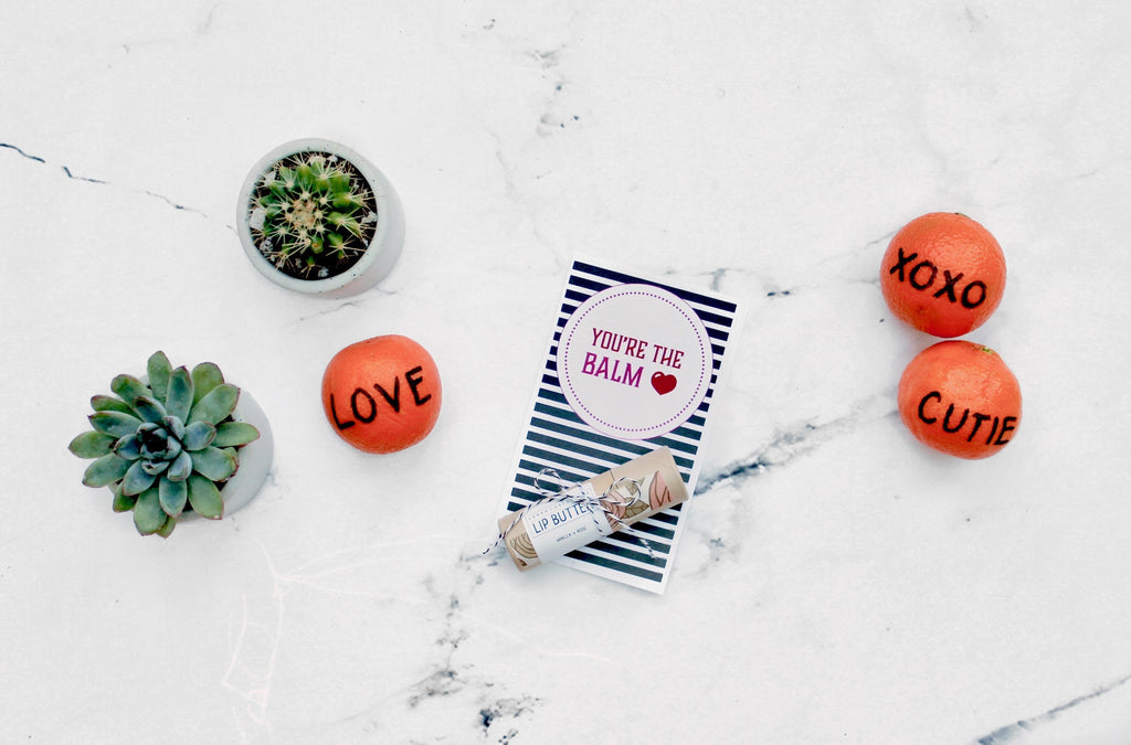 Valentine's Day Gifts for Kids - Ecofriendly - Useful Vday Gifts - Urban Oreganics
