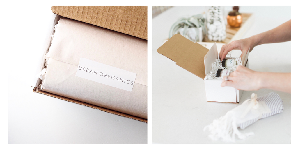 Urban Oreganics Eco Conscious Brand Eco Friendly Botanical Apothecary