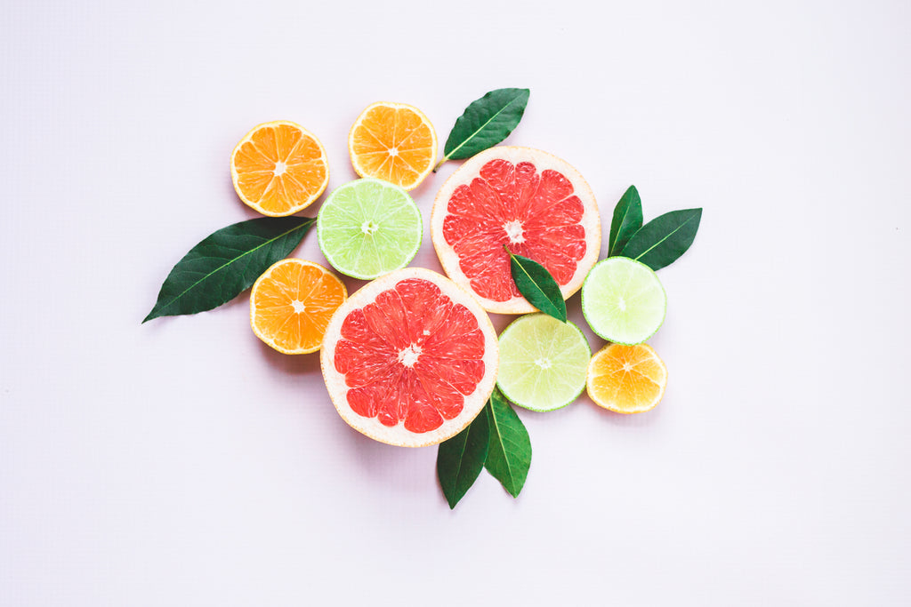 Citrus Blends Essential Oils Urban Oreganics Skin Care Natural
