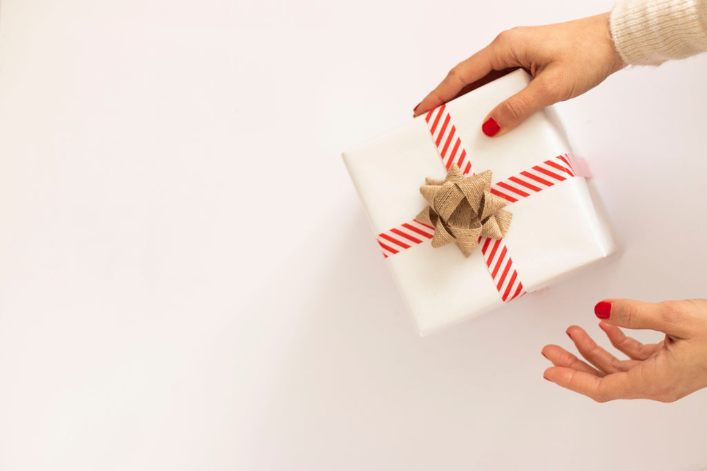 Urban Oreganics Lifestyle Blog Ecofriendly Gift Wrapping