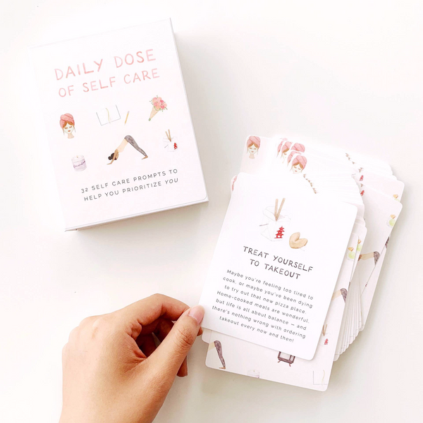 SELF CARE CARD DECK