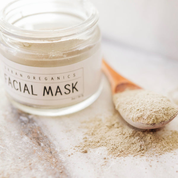 FACIAL MASK: OATMEAL COOKIE
