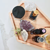 MAPLE BATHROOM TRAY