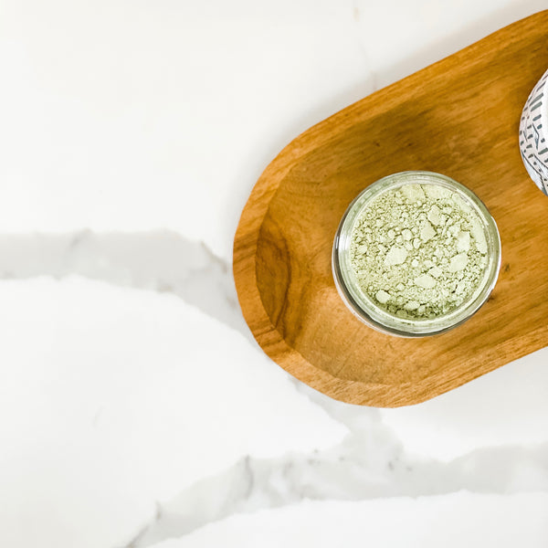 CLEANSING GRAINS: REFRESH