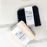WASHCLOTHS: COTTON CHENILLE