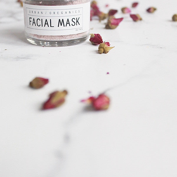 FACIAL MASK: ROSE