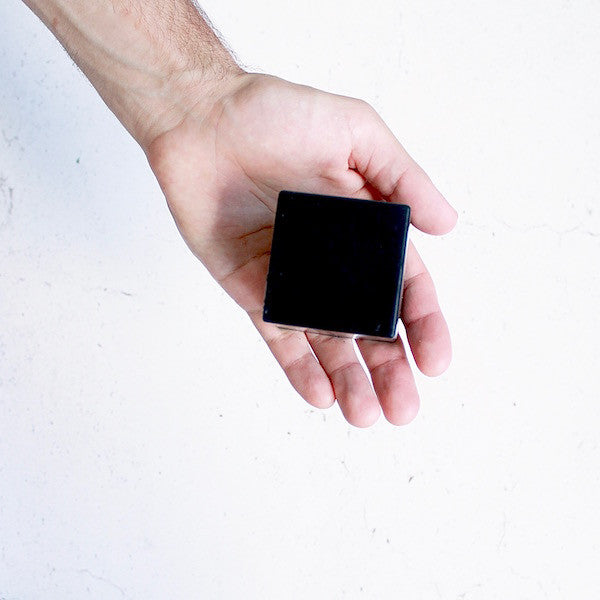 CLEANSING BAR: OBSIDIAN