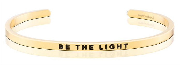 MB - Bracelet - Be The Light