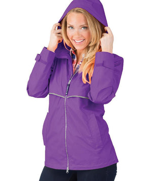 5099 Rainjacket - Purple