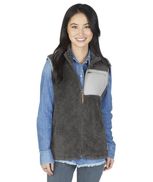 CR 5974 Newport Vest - Charcoal/Grey