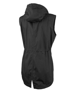 CR 5038 Women's Bristol Utility Vest - Black