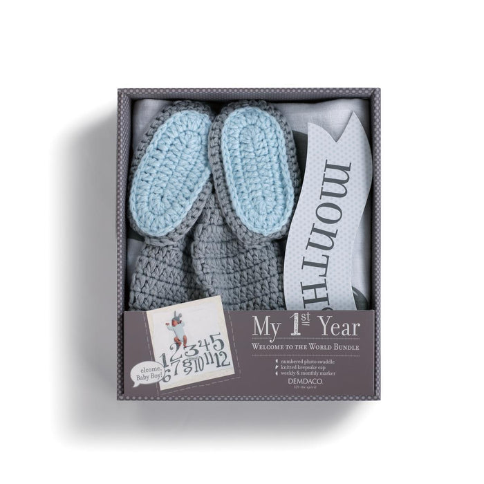 DEM - My First Year Gift Set - Boy