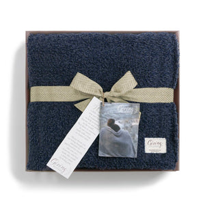 DEM - Giving Blanket - Navy
