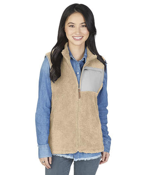 CR 5974 Newport Vest -Sand/Grey