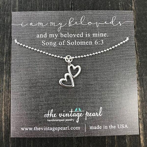 Necklace - I Am My Beloveds and My Beloved Is Mine