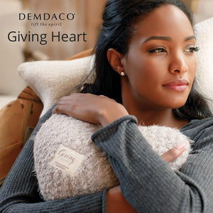 DEM - Giving Heart - Taupe