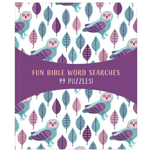 Fun Bible Word Searches
