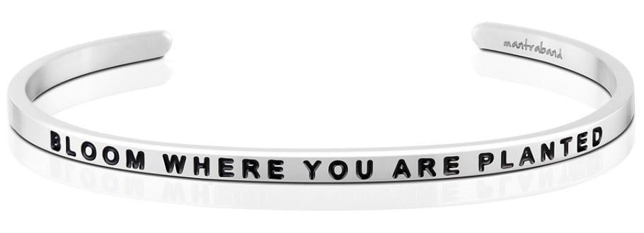 MB - Bracelet - Bloom Where You Are Planted