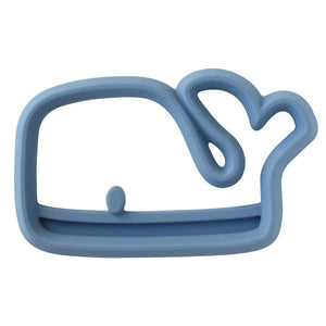 IR - Silicone Teether - Whale