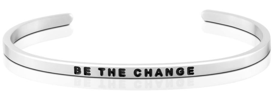 MB - Bracelet - Be The Change