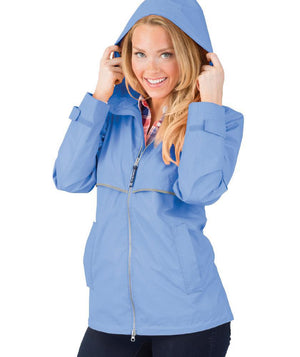 CR 5099 Rainjacket - Periwinkle