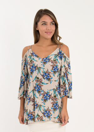 SN - Simply Noelle Tropical Retreat Top - XSmall (4-6)