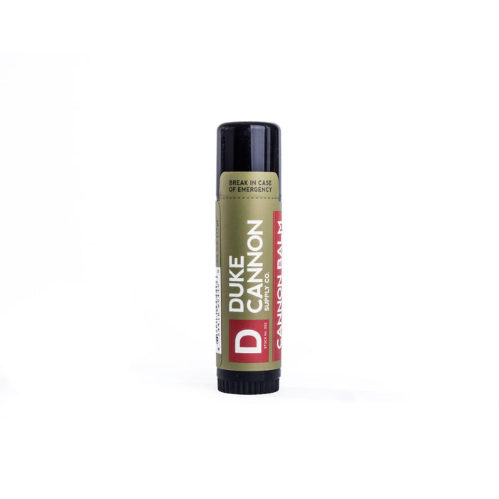 DC - Cannon Balm Tactical Lip Protectant
