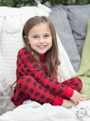 SG - Oh, Christmas Tree Family Pajamas - Children's Sizes