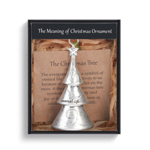 DEM - Christmas Ornament - Meaning of Christmas Tree