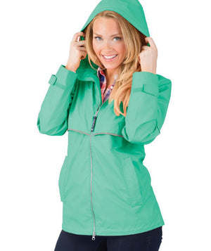 5099 Rainjacket - Mint