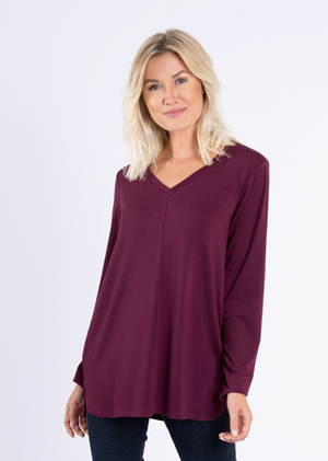 SN - Simply Noelle Everyday Long Sleeve Top - XSmall (4-6)