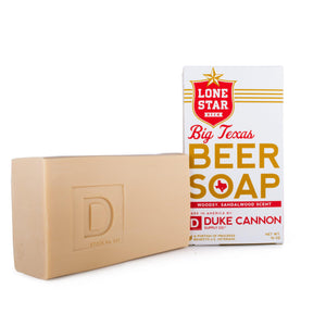 DC - Big Texas Beer Soap