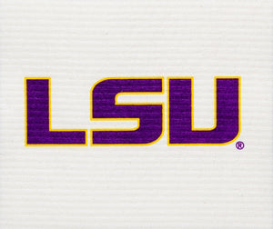 Wet-It! Swedish Cloth - Louisiana State University