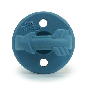 Sweetie Soother - Pacifier 2-Pack - Blue Arrow