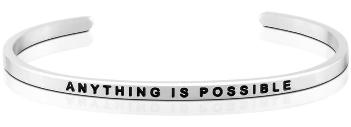 MB - Bracelet - Anything Is Possible